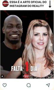 Post de divulgação do reality No Limite, exibido pela Globo.
